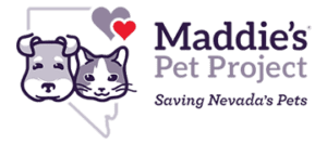 Maddies Pet Project Logo